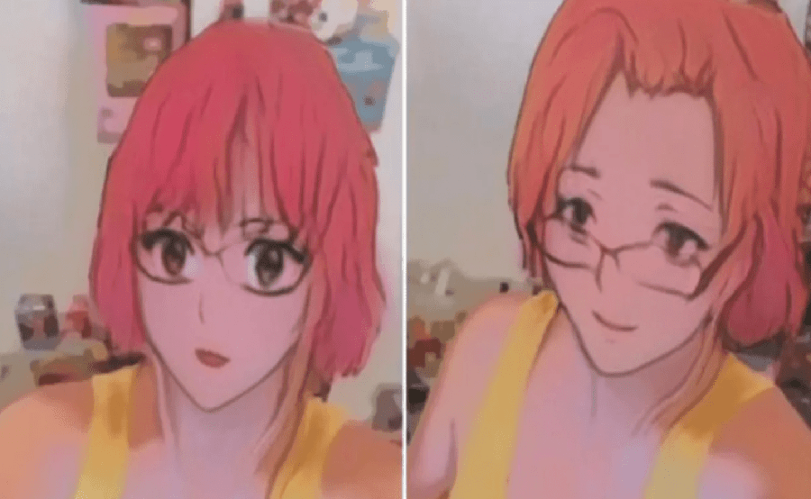 Image of Anime Filter Snapchat