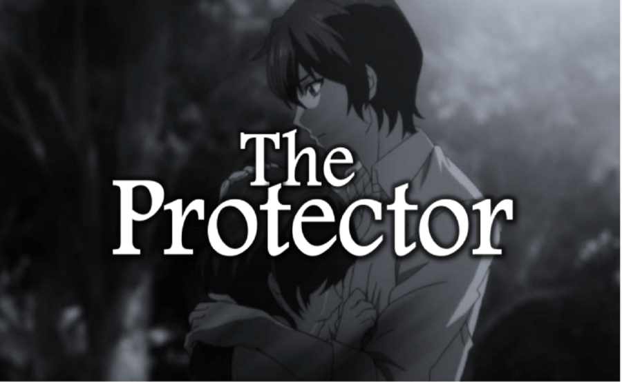 Image Of The Protector Novel