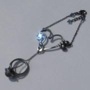 heart-treble-bass-clef-ring-bracelet-charcoal-steel-right-true-colour-sparkle