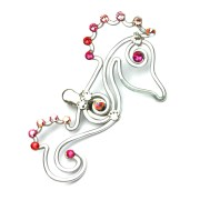 seahorse-hair-clip-silver-soft-pink-ombre-left
