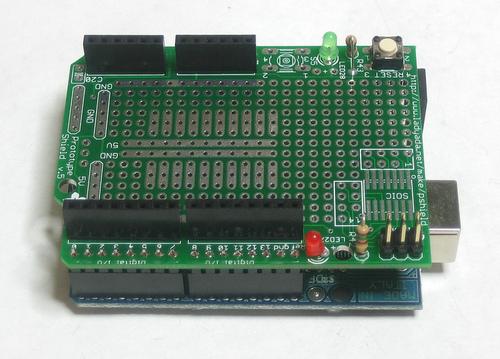 Adafruit Proto Shield for Arduino