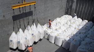 Unloading FIBCs at port of destination