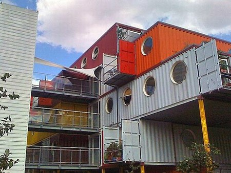 apartment container