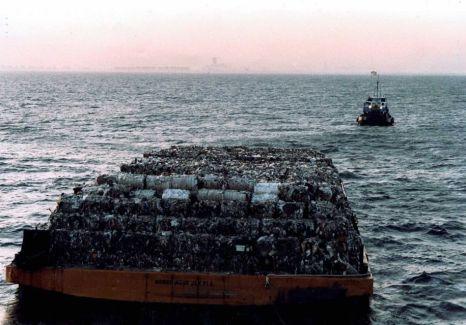 recycling sea