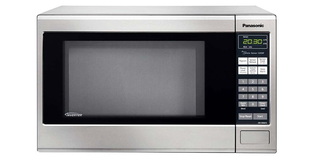 panasonic nn sn661s microwave review