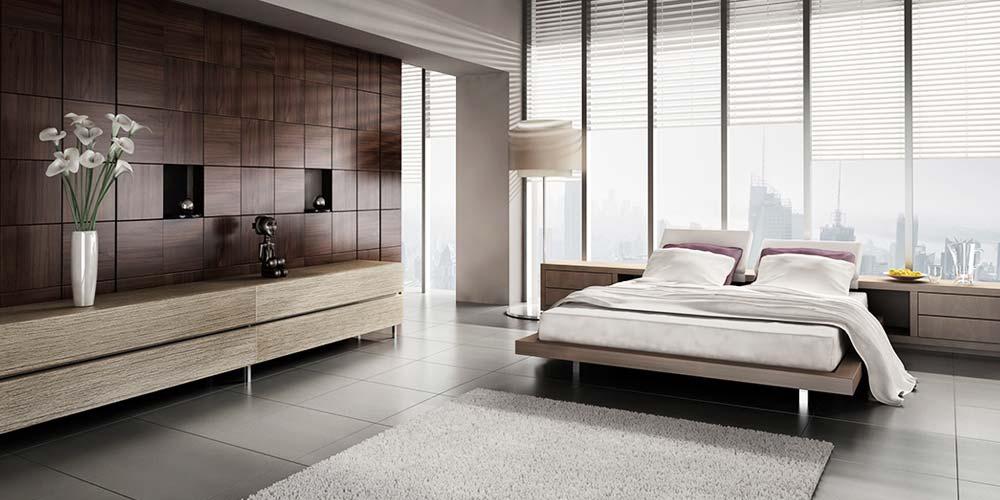 10 Tips for Creating a Minimalist Bedroom ... on Minimalist Modern Bedroom Design  id=64854