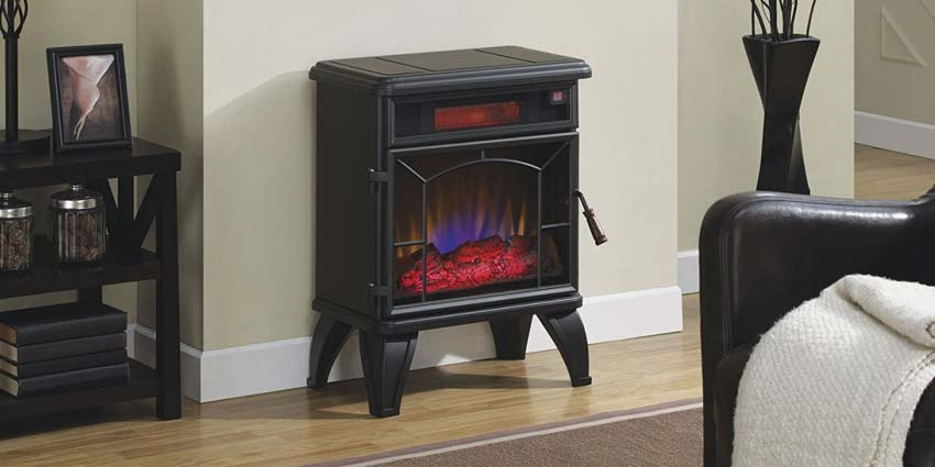 4 Popular Types of Fireplaces for Small Living Spaces on Small Space Small Living Room With Fireplace  id=56167