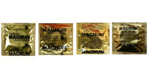 Condom Pack Review: Trojan Magnum Gold Pack