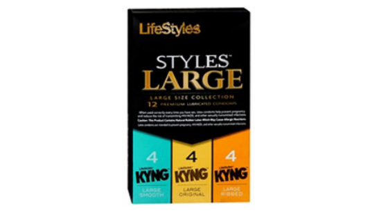 Lifestyles Large Samplers