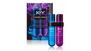 Lube Review: K-Y Yours + Mine