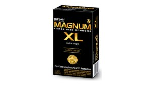 Condom Review: Trojan Magnum XL