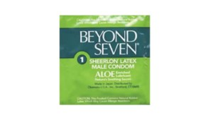 Condom Review: Beyond Seven Aloe