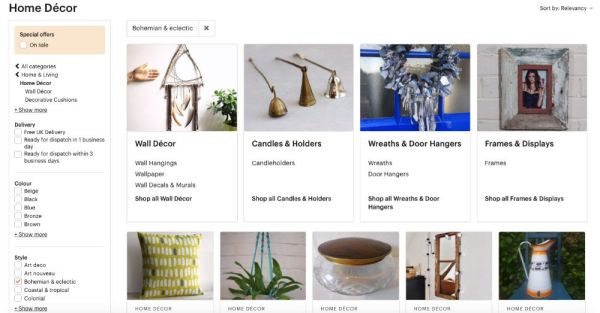 artisan products