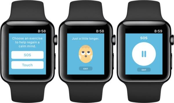 headspace apple watch app