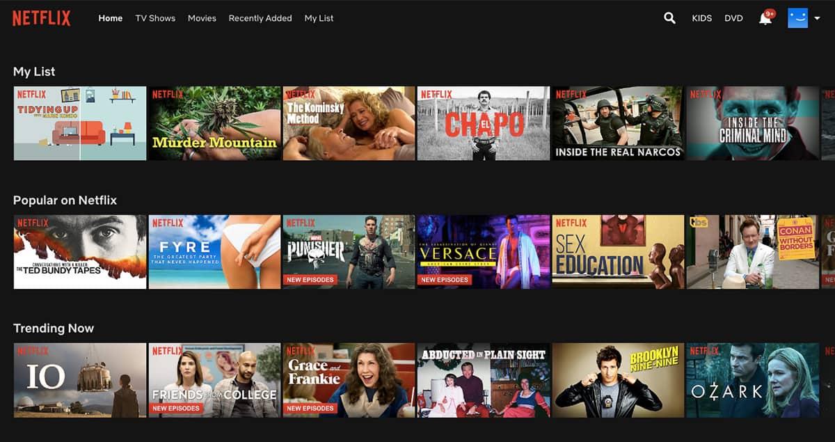 Netflix uses Python