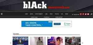 Black America Web uses WordPress