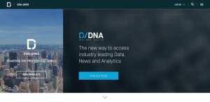 Dow Jones uses WordPress