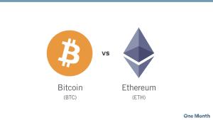 Bitcoin vs. Ethereum: ¿cuál es la diferencia?