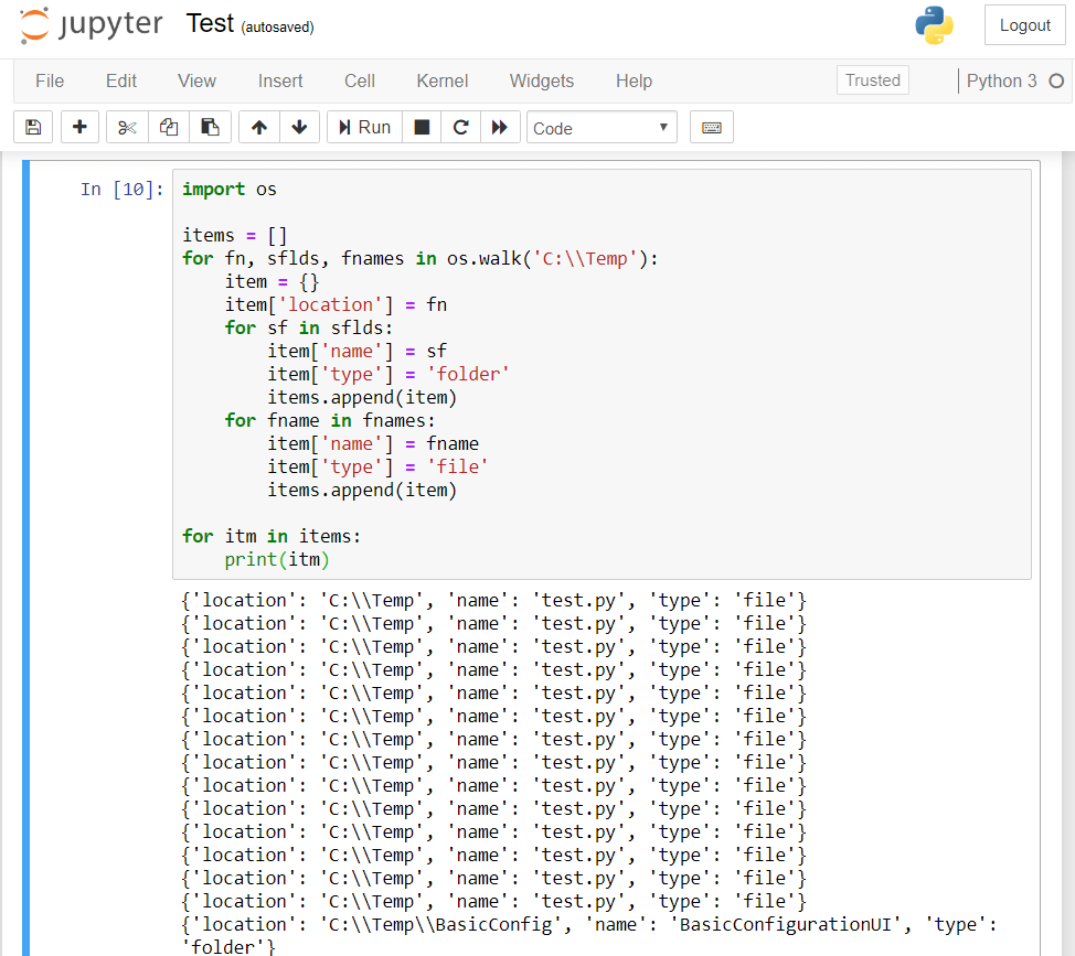 Jupyter Notebook: A Beginner's Tutorial - Learn to code in