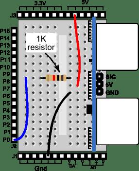PING))) Ultrasonic Distance Sensor | learnparallax