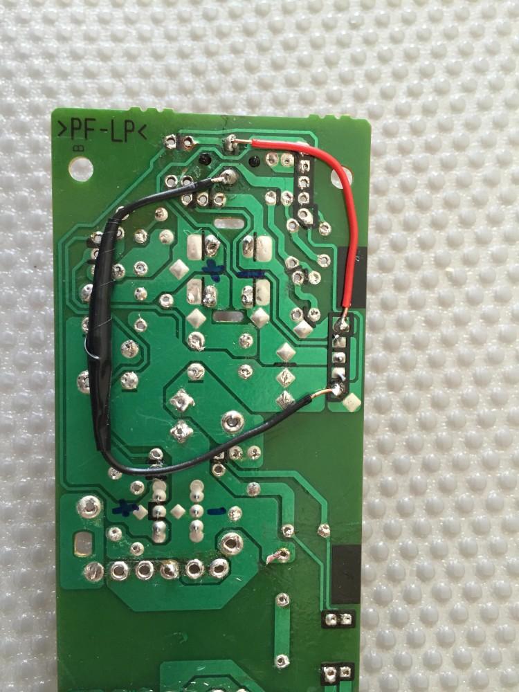 Modified PCB