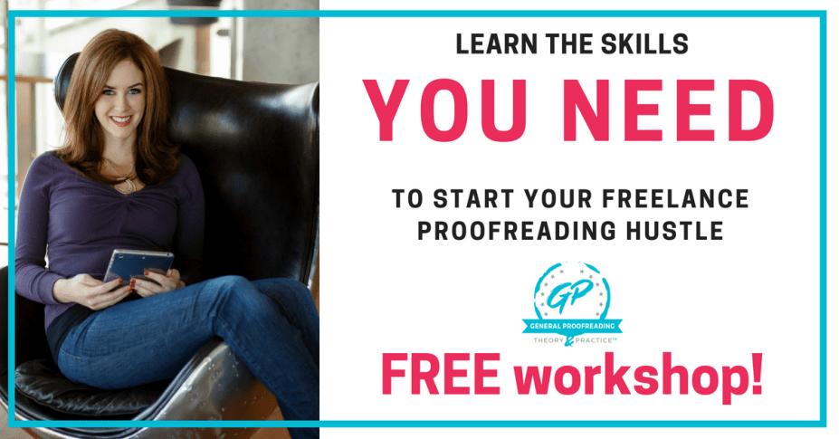 Proofreading online jobs