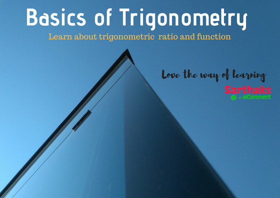 Basics of Trigonometry
