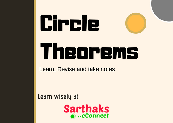 Circle Theorems: Arranged and Explained Orderly, Learn