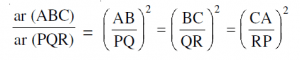 area similar equation