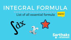integral formulas