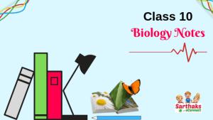Class 10 biology notes