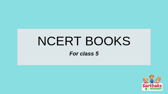 NCERT Books for Class 5 Download PDF : English & Hindi Medium