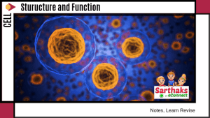 Cell-Structure-and-Functions notes for class 8 CBSE NCERT