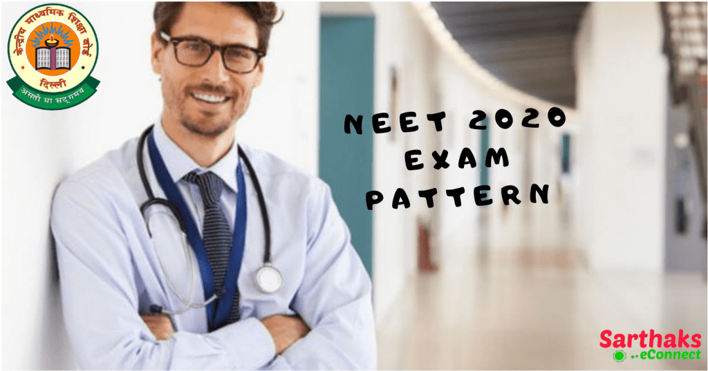 NEET 2020 Exam Pattern