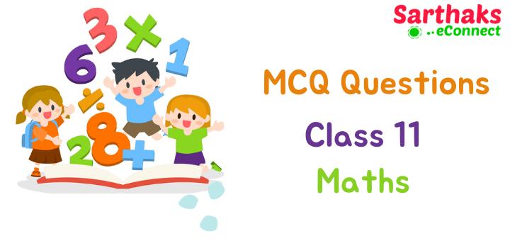 MCQ Questions for class 11 Maths