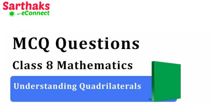 MCQ Questions of understanding Quadrilaterals