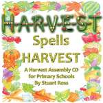 H-A-R-V-E-S-T Spells Harvest Assembly Songs Play and performance