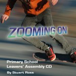 Zooming On Leavers' Assembly
