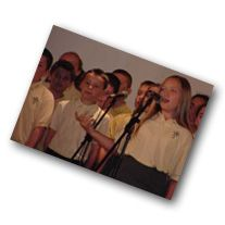 Organising a Children's Musical: Use Microphones