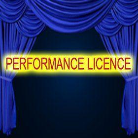 Performance Licences