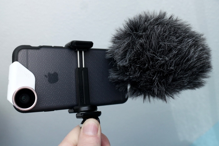iPhone filmmaking kit in your pocket - Learn about film