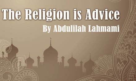 The Religion is Advice – Shaykh Rabee'