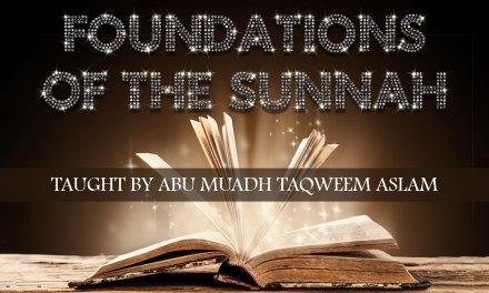 Shaykh Rabee's Explanation of Imam Ahmad's Usool us Sunnah | Abu Muadh | Manchester