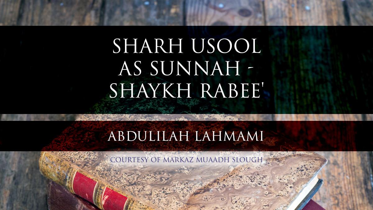 USOOL SUNNAH EBOOK DOWNLOAD