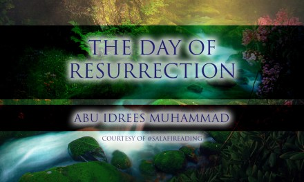 The Day of Resurrection | Abu Idrees | Reading