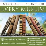 15 – MAJOR SINS PART 3 – ABU HUMAYD SAALIM | MANCHESTER