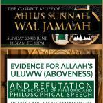 Evidence For Allaah's Uluww (aboveness) – Abu Iyaad