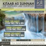 5 – Kitaab As-Sunnah of Sunan Abi Dawood – 2019 | Manchester