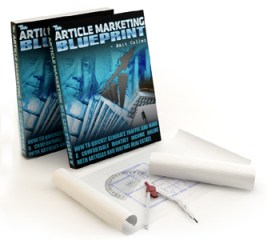 Article Marketing Blueprint