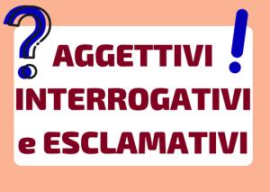 domande e esclamazioni in italiano